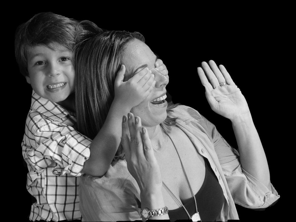Ensaio Mães e Filhos